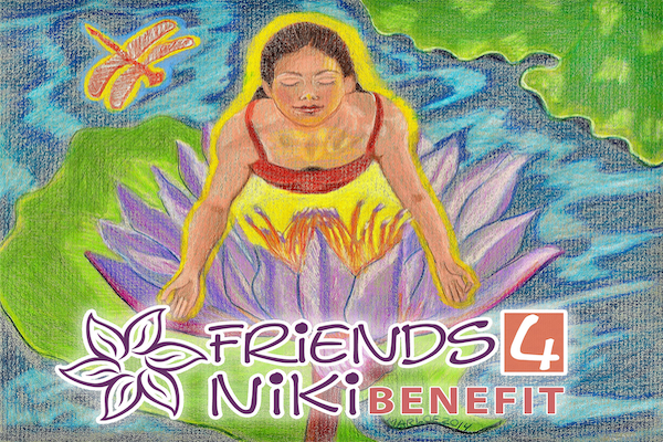Friends 4 Niki Benefit at Big Bamboo Cafe Hilton Head