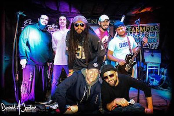 Groove Town Assault at Big Bamboo Cafe Hilton Head