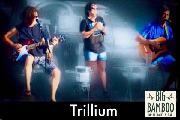 Trillium Live Music Big Bamboo Cafe Hilton Head