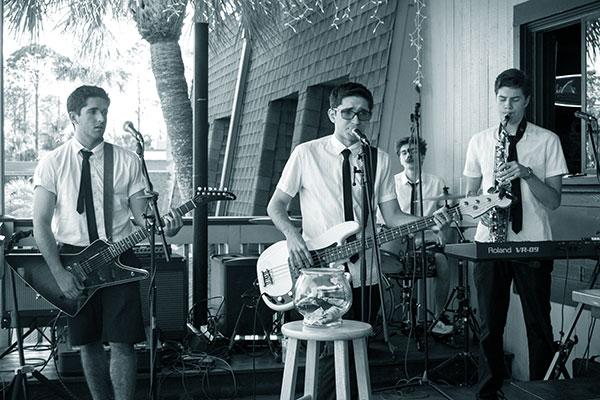 Nice Guys Live Music at Big Bamboo Cafe Hilton Head Island