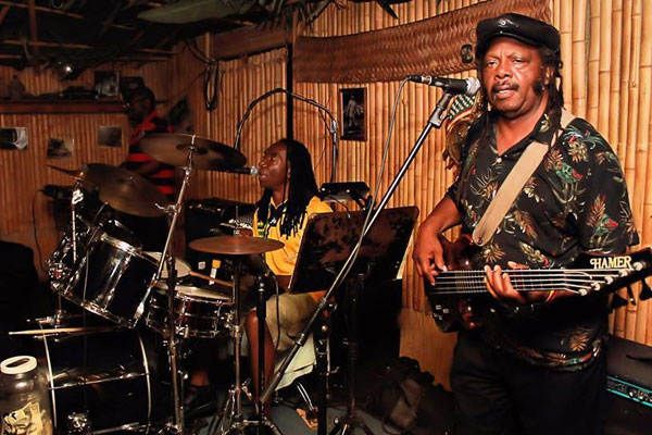 Reggae Music at Big Bamboo Cafe Hilton Head