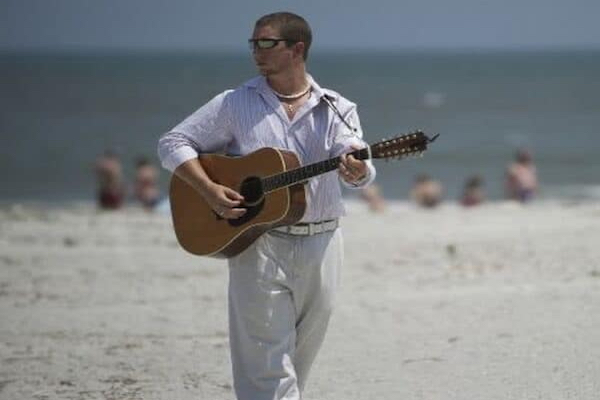 Johnny Breeze live music at Big Bamboo Cafe Hilton Head