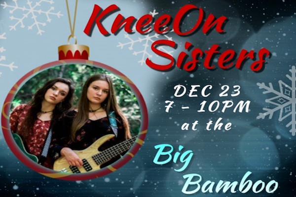 KneeOn Sisters Live Music Big Bamboo Cafe Hilton Head