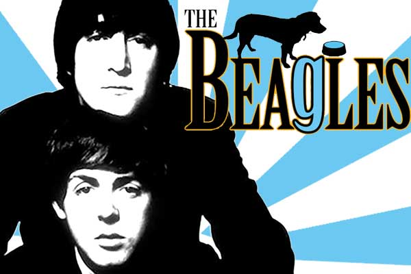 The Beagles play The Beatles Big Bamboo Cafe Live Music