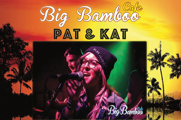 Pat Cristaldi Live Music Big Bamboo Cafe Hilton Head